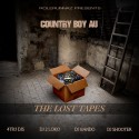 Country Boy AU - The Lost Tapes mixtape cover art