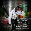 Crazy K - Alabama Lottery 1.5 (Reloaded) mixtape cover art