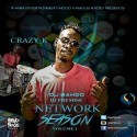 Crazy K - Network Season mixtape cover art