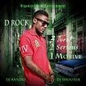 D Rock - 3 Turnt, 2 Serious, 1 Motive mixtape cover art