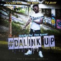 #DaLinkUp mixtape cover art