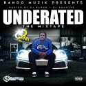D.Carr - Underated mixtape cover art