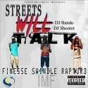 D.G.B - Streets Will Talk mixtape cover art