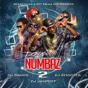 Doin Numbaz 2 mixtape cover art