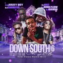 Down South On Lock 6 mixtape cover art