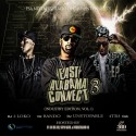 East Alabama Connect 3 (Hosted By Sy Ari Da Kid, Rubberband OG & Super Nard) mixtape cover art