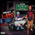 Freaky & Probmal Dubba Lo - I-490 Tha Mixtape mixtape cover art