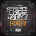 FreeBoyz Music - Level Up mixtape cover art