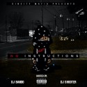 G St Da Youngsta - No Instructions mixtape cover art