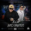 Gwap Jetson & Trap Boi - Juug Brothers mixtape cover art