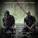 Holdin Alabama Down 4 (Hosted By Legendary Avenue) mixtape cover art