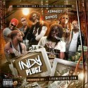 Indy Plugz mixtape cover art