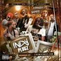 Indy Plugz mixtape cover art