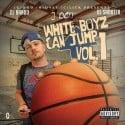 J Dot - White Boyz Can Jump mixtape cover art