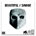 Johnny Bliss - Beautiful/Savage mixtape cover art
