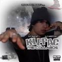 Klepac - The Collabos mixtape cover art
