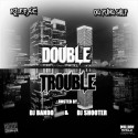 Klepac & OG Yung Shep - Double Trouble mixtape cover art