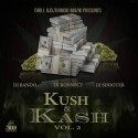 Kush & Kash 2 mixtape cover art