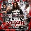 Leathal Muzik 2 (Hosted By Bos'd Up) mixtape cover art