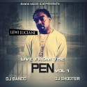 Lewi Luciani - Live From The Pen mixtape cover art