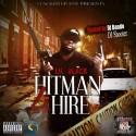 Lil Black - Hitman 4 Hire mixtape cover art