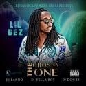 Lil Dez - The Chosen One mixtape cover art