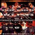 Radio Kush 4 mixtape cover art