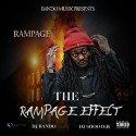 Rampage - The Rampage Effect mixtape cover art