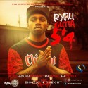 Rybu Gutta 5'4 - Biggest N Tha City mixtape cover art
