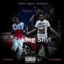 Spare None - Taking Shyt mixtape cover art