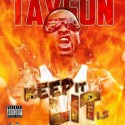 Tayson - Keep It Lit 1.5 mixtape cover art