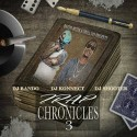 Trap Chronicles 3 mixtape cover art