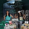 Young Vain & Yung Blacc - Grind 1st Eat Later mixtape cover art