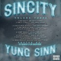 Yung Sinn - SinCity 3 mixtape cover art
