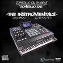 Zontello On Da Beat (Zontello Zae) - The Instrumentals mixtape cover art
