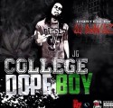 JG - College Dopeboy mixtape cover art