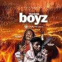 Lil Dude & Goonew - Homicide Boyz mixtape cover art