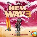 New Wave 3 mixtape cover art