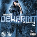 Oochie - Dew Print 2  mixtape cover art