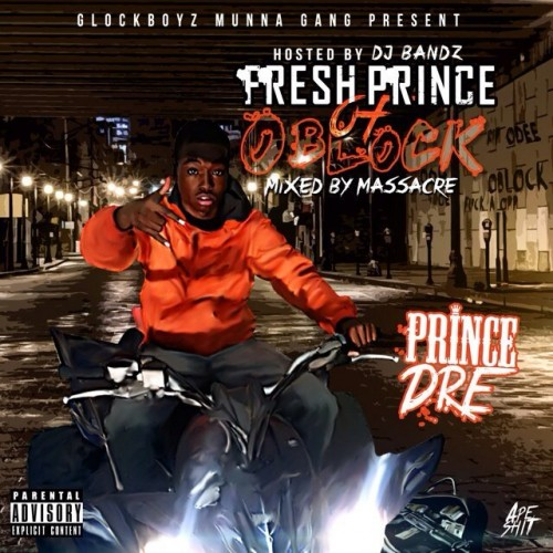 O Block Gang Sign PrinceDre - Fre...
