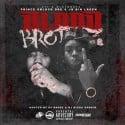 PrinceDre & JB Binladen - BloodBrothaz mixtape cover art