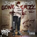 Souf James - Gone Crazy mixtape cover art