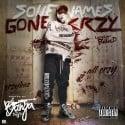 Souf James - Gone Crazy mixtape cover art