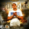 Yung Shad - The City Is Mine mixtape cover art