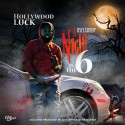 Hollywood Luck - Hollywood Halloween (A Night In The 6) mixtape cover art