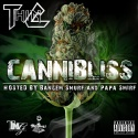 Thin C - Cannibliss mixtape cover art