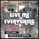GME - Give Me Everything mixtape cover art