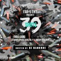 NBA Gang - 39 Shots mixtape cover art