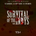 Survival Of The Indys 2 mixtape cover art
