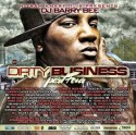 Dirty Business, Pt. 4 mixtape cover art